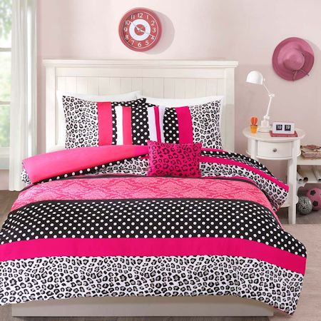 26 Best Animal Print Bedroom Images On Pinterest Animal