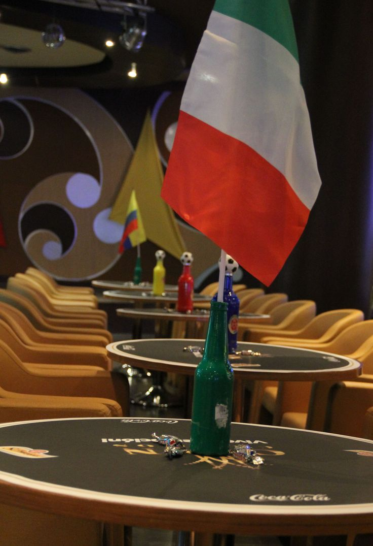 Evento empresarial en Casinos Crown