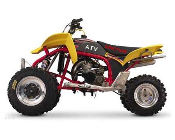 Review Of #Cobra Ecx50 #Four_Wheeler_ATV @ http://www.atvjunction.com/