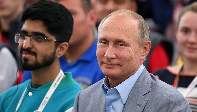 Το Κουτσαβάκι: Ο Πούτιν είπε για την τεχνολογία που θα είναι  πιο...