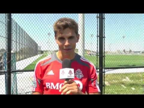 Happy Canada Day From Toronto FC - July 1, 2012