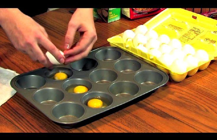 Le Parfait Petit-Déjeuner Maison! Rapide et facile, il nécessite que très peu d'ingrédients, et la cuisson est ultra-rapide, quoi de mieux ? Voici la liste des ingrédients : hash browns (galette de pomme de terre hachée), bacon, oeuf et fromage cheddar doux. La technique pour 6 portions : Bien huiler les moules Cuire 6 tranches …