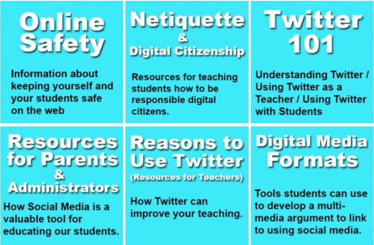 Guide to Using Twitter in Your Teaching