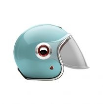 Les Ateliers Ruby - gorgeous helmet to wear with my future Vespa!