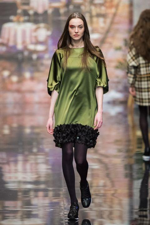 Alyona Tsaryova Fall/Winter 2015-16 RTW