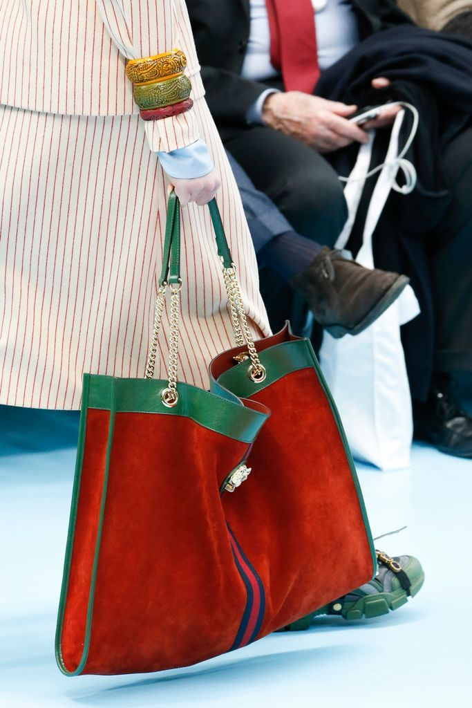 887edc451 Gucci Otoño Invierno 2018/2019 - Milan | Bolsos en 2019 | Bags, Fall ...