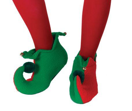 Adult Elf Shoe Pattern   Homemade Christmas Elf Costumes