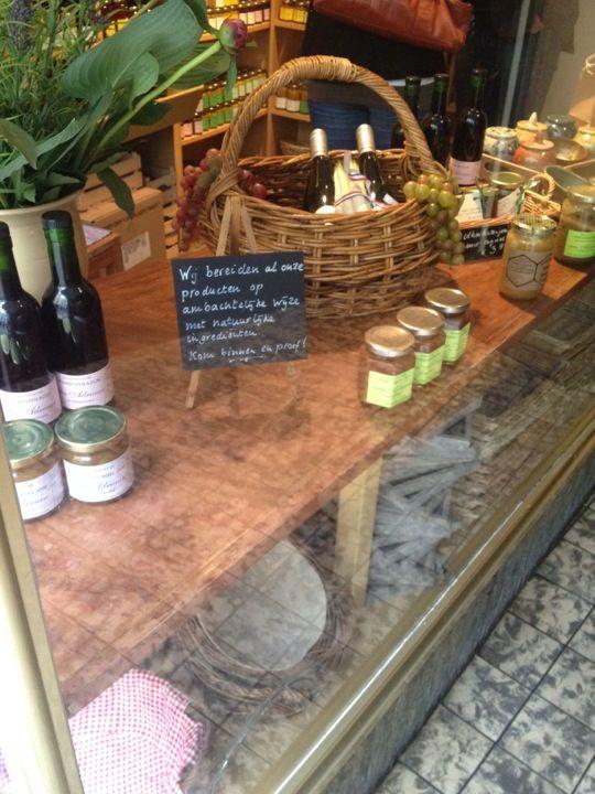 Adriaan de Smaakmaker - for all your condiments (mustards, jams etc.)