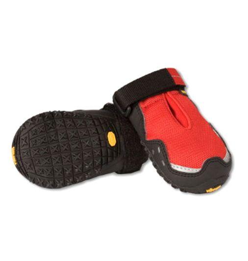 【バークンブーツ グリップトレックス XXS-S】人間用の靴をヒントに、甲とビブラム底の高機能化が図られた活動的な犬のための革新的なブーツです。革新的な甲デザインと構造により履きやすく、安全で、快適なこと請け合いです。商品ページ→ http://sanda.shops.net/item?itemid=19222