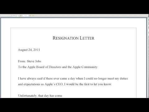 25+ Best Ideas About Job Resignation Letter On Pinterest