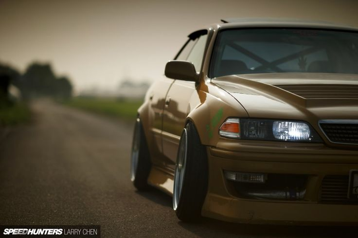 Sedan King: The N Style Customs JZX100 Mark II | Lowered | Pinterest |  Sedans, Toyota 2000gt And Nissan Gt