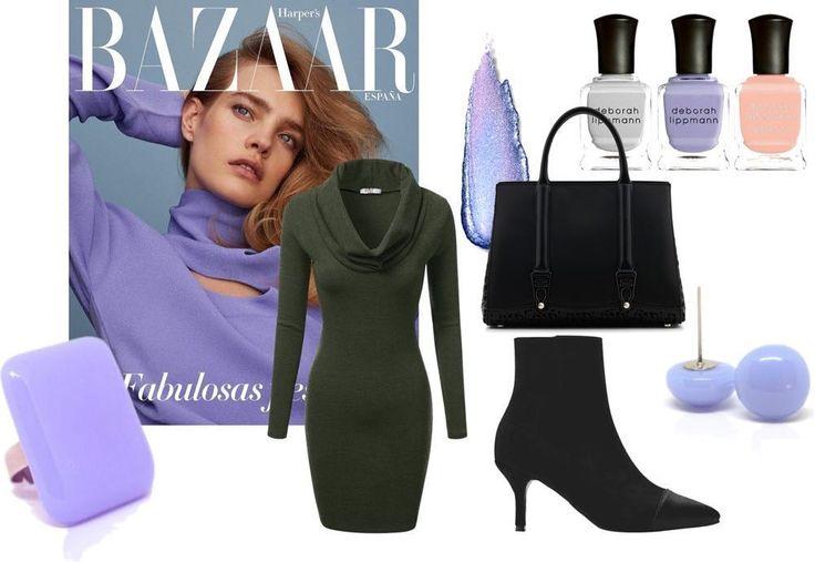 Simple collection - purple #nyiriandrea