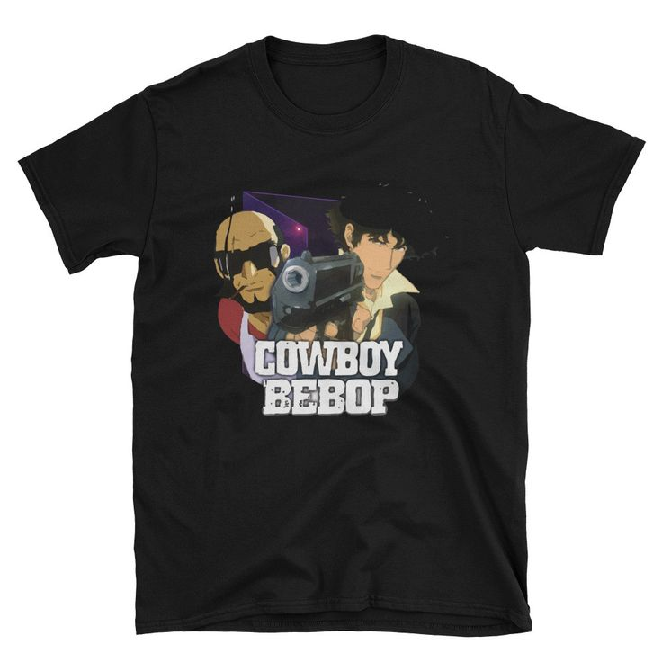Cowboy Bebop Space Cowboys T-Shirt