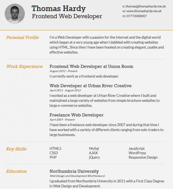 87 best Resume \/ CV Templates images on Pinterest Curriculum - master or masters degree on resume