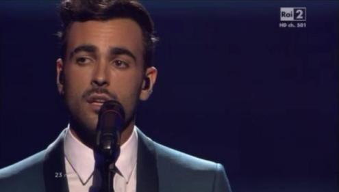 Marco Mengoni: dopo la finale dell'Eurovision Song Contest boom su iTunes in Europa con L'essenziale