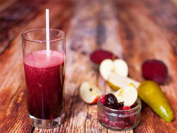 Cherry Blush Detox juice