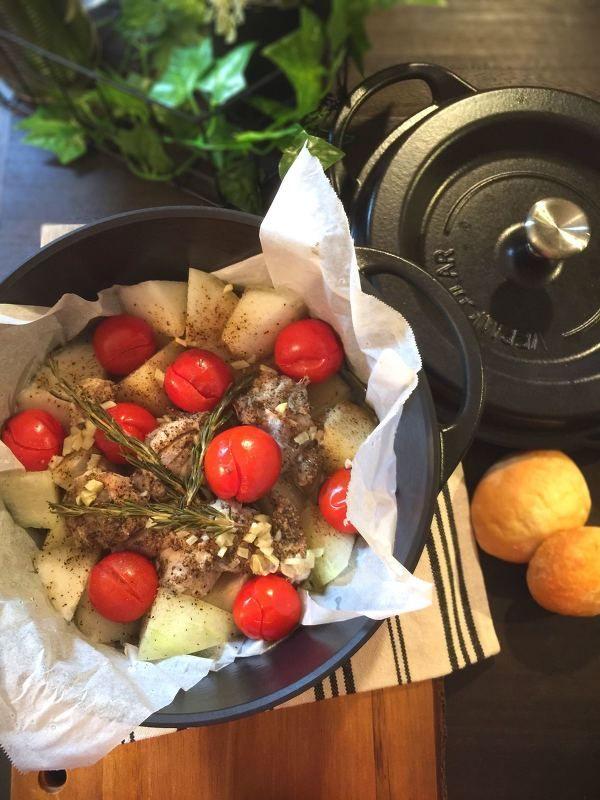 冬瓜と鶏にくのトマト煮 by SHIMA | レシピサイト「Nadia | ナディア ...