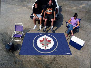 """NHL - Winnipeg Jets Ulti-Mat 59.5"""""""" X 94.5"""""""""""