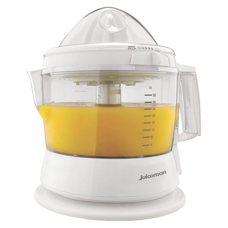 Juiceman Citrus Juicer - White