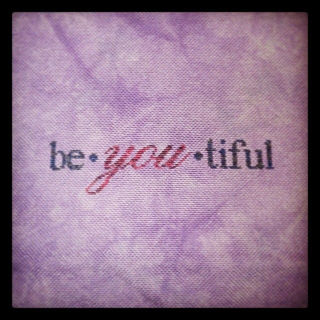 be-you-tiful by WeeLittleStitches
