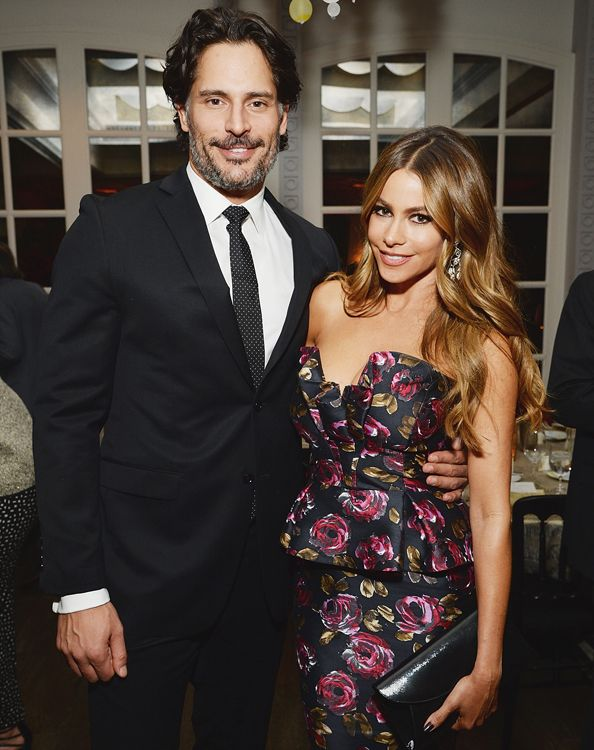 It's Official: Sofia Vergara and Joe Manganiello are Engaged!  #InStyle