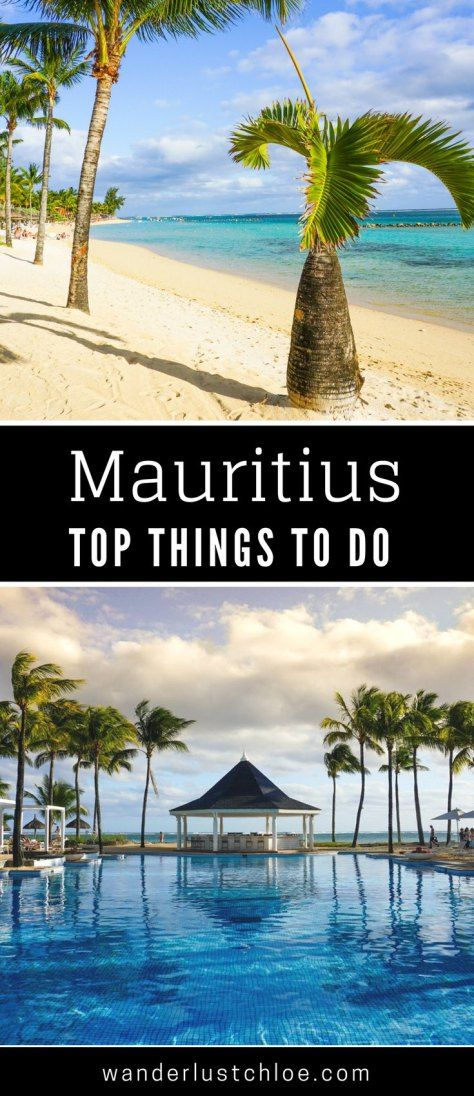 Mauritius - Top Things To Do In Mauritius | From exploring the colourful capital, paddle boarding and cooking traditional food, to sampling the island's top rums, checking out the natural wonders and relaxing on paradise beaches, there's plenty to keep you busy in Mauritius! #mauritius #holiday #paradise #food #beach #mauritian