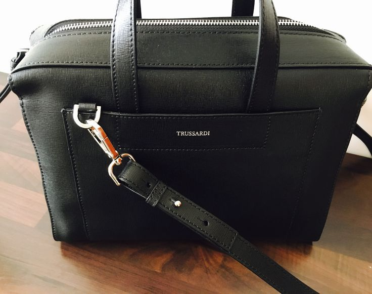A new bag for the new season #trussardi