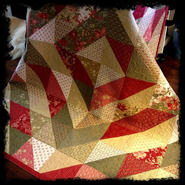 Quilt Twin Layer Cake Recipe