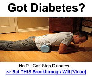 Natural #DIABETES Treatment Works Better Than Prescription Drugs *PROOF*==>