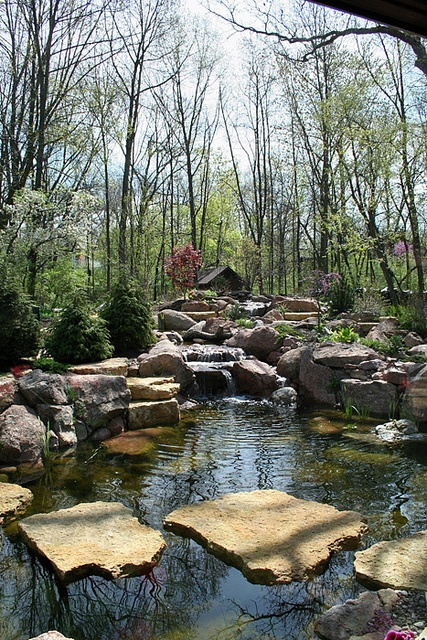 Ponds Inc. of Illinois, Pond & Landscape project in St. Charles, IL by Ponds Inc of Illinois, via Flickr