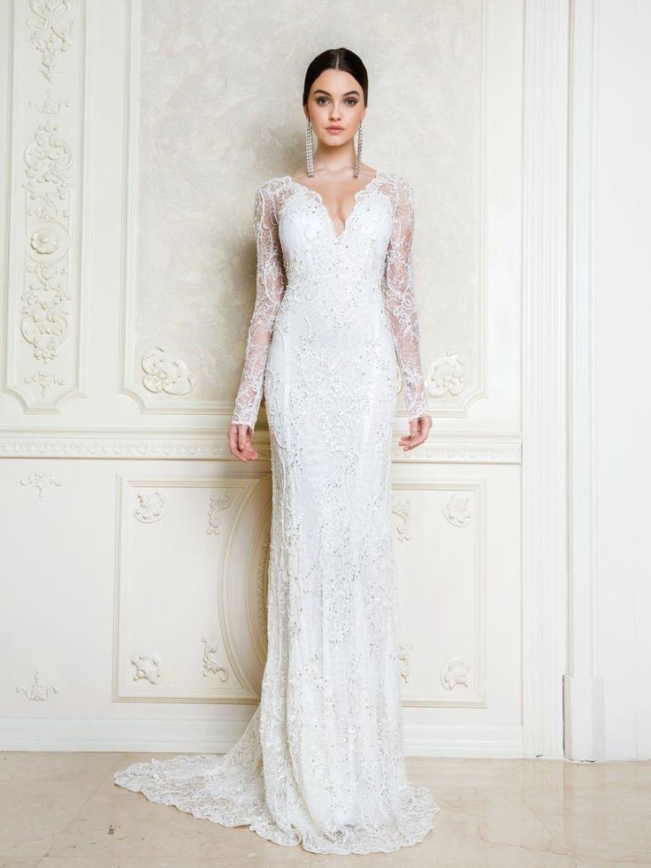 Tara Wedding Gown – Musat Bridal – Rochie de mireasa Tara