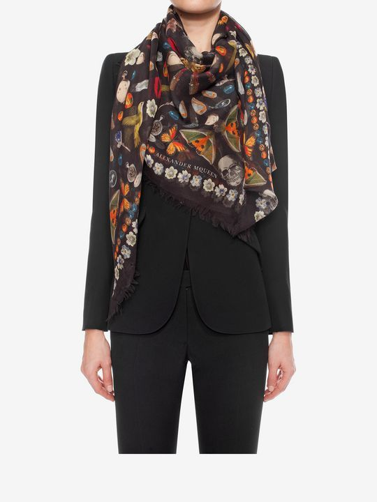 Obsessions Pashmina Scarf