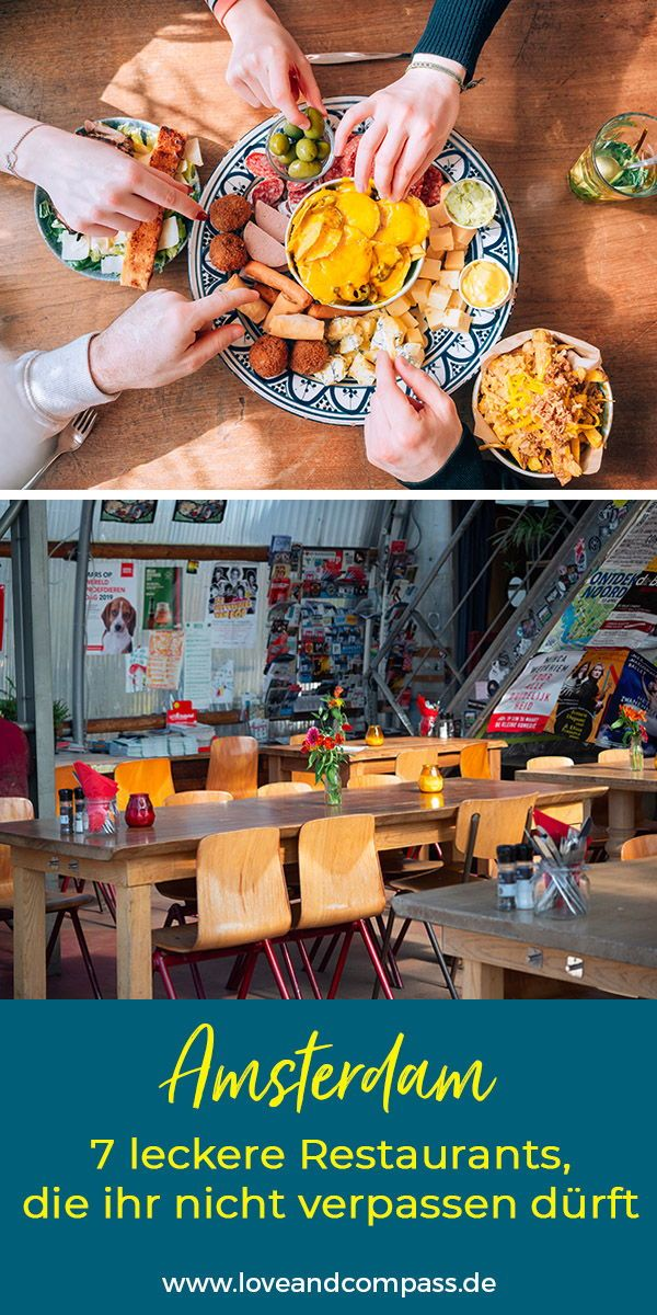 Restaurants in Amsterdam – Sieben leckere Tipps für euren Städtetrip