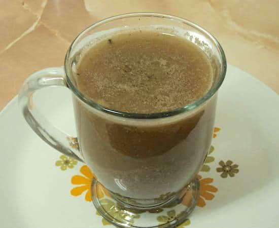 Thé aux graines de lin pour perdre du poids
