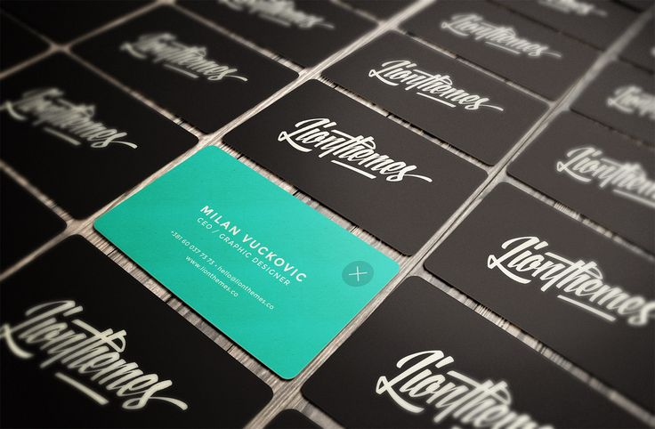 Unique and Creative Business Cards by milanche037 - 68942