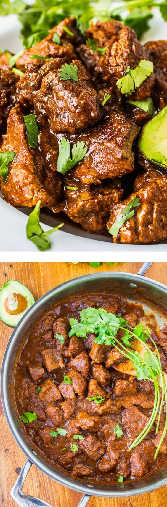 Traditional Tejano Carne Guisada (Braised Beef for Tacos) from The Food Charlatan // This recipe is SO easy with ingredients you probably have on hand. The best taco meat ever.