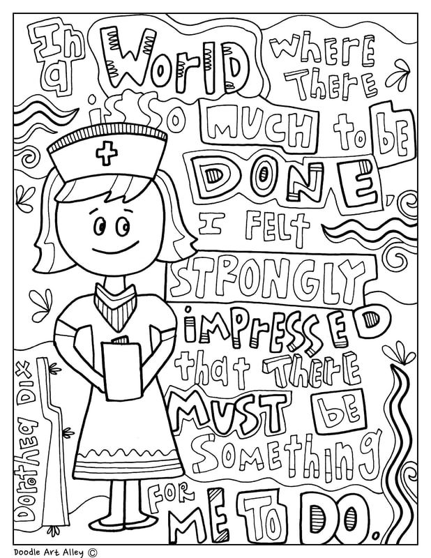Women S History Month Womens History Month Women In History Coloring Pages