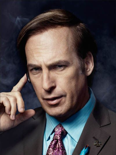 "Breaking Bad's ""Saul Goodman"" (Bob Odenkirk) as ""Jimmy McGill"" in Spin-Off genius AMC series ""Better Call Saul""."