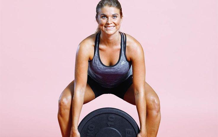 6 træningsøvelser med vægtskæve, der træner hele kroppen - ALT.dk