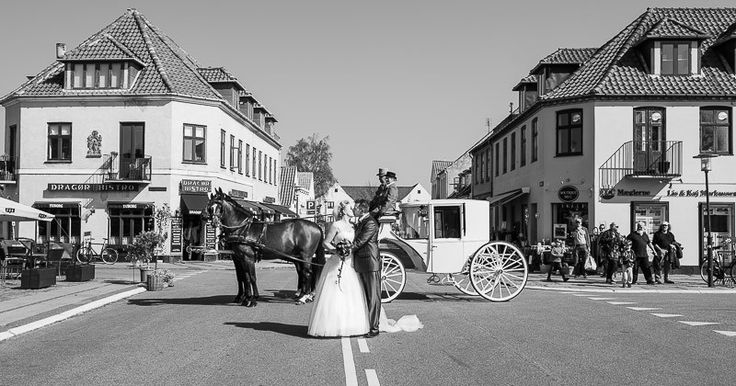 Wedding in dragør. Dianna + Ulrik