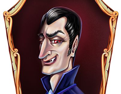 "Check out new work on my @Behance portfolio: ""Dracula"" http://be.net/gallery/36602603/Dracula"