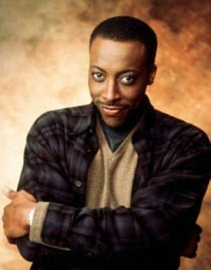 Arsenio Hall, born in Cleveland, Ohio.