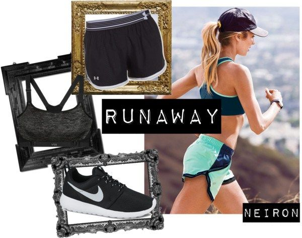 RUNAWAY #outfits #fit #run #nike #shorts #top #neiron #style #sport #italy