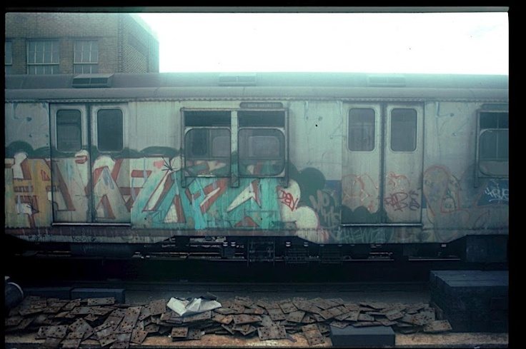 New York (1985) - Underground