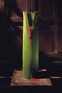 KAKEMONO: Design floral