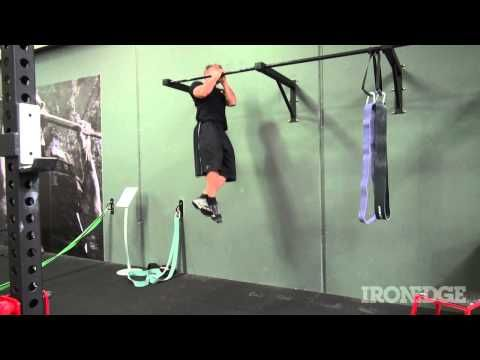 Spartan race training - The Rope Traverse