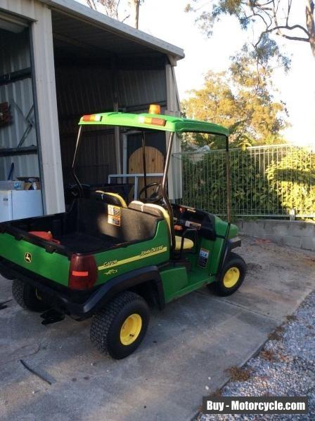 John Deere Gator Buggy Aprilia Forsale Australia Cars For Sale
