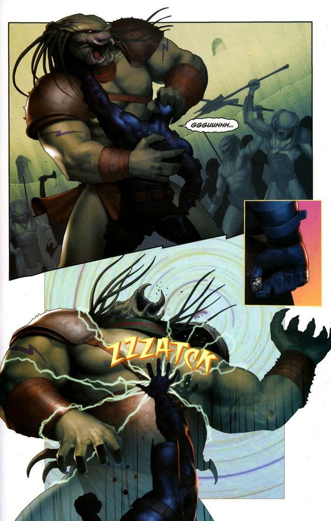 batman vs predator | superman and batman vs aliens and predator 1 non cannon