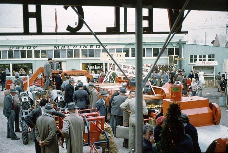 Royal Melbourne Show 1960