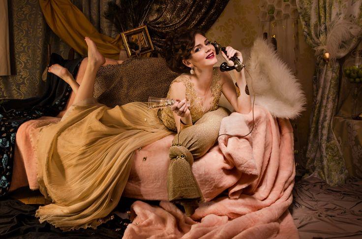 Glamour Fairy Tale Ligia Mocan Dress